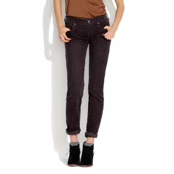 uk availability classic styles great prices Madewell Pants | Rail Straight Cords | Poshmark